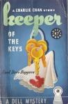 55 Earl Derr Biggers Keeper of the Keys Dell 1944